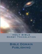 Holy Bible Darby Translation by John Darby (2013, Paperback)
