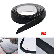 5Meter Waterproof Rubber Seal Weather Strip Trim For Car Front Rear Windshield
