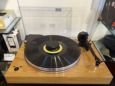 Pro-Ject Xtension 9 turntable in Olive, Quintet Black Cartridge Ex-Display