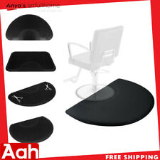 Anti Fatigue Black Hair Stylist Mat Beauty Salon Equipment Matt Barber Floor USA