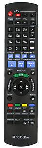 Ersatz Fernbedienung für Panasonic N2QAYB001113 Remote Control