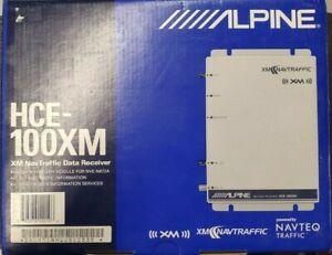alpine HCE-100xm XM NavTraffic Data Reciever For NVE-N872A