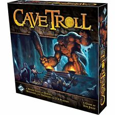 CAVE TROLL - Board Game (Fantasy Flight Games) #NEW