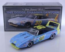 DAVE MARCIS #30 1969 AUTOGRAPHED DODGE DAYTONA 1/24 SCALE NEW FREE SHIPPING
