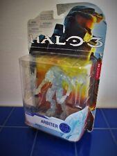Halo 3-Series 4-Arbiter clear variant-McFarlane Toys