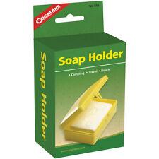 Coghlan's Soap Holder, Camping Viaje Plástico Caddy Caja, recipiente irrompible