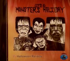 IT'S A MONSTER'S HOLIDAY - 25 Halloween Tunes