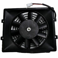 12v fan for ATV VTT UTV go kart quad radiator cooler cooling