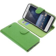 Custodia Per Tp-Link Neffos X1 Lite Book-Style Protettiva Cellulare Libro Verde