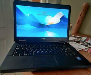 Dell  e5440 Laptop 8gb 250gb ssd pristine condition linux ready pick your distro