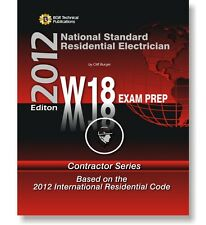 W18 National Standard Residential Electrician Exam Questions Workbook