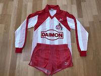 *Trikot+Hose* 1. FC Köln Small 1985-88 Daimon Weiß Koln Trikot Shirt Puma X142