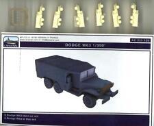 L'Arsenal Models 1/350 DODGE W63 TRUCK (5) Resin Set