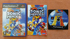 Sonic Heroes PS2 / Pal . Full Fr