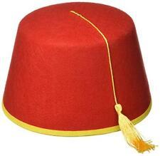 b5093cf5c8fc Fez Hat In Costume Hats & Headgear | eBay