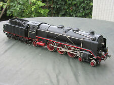 märklin dampflokomotive HR 70 12920 mit 4 achs Tender spur 0