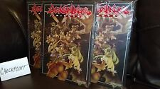 NEW Darkstalkers Tribute Limited Hardcover Art Book (Capcom - Udon) SEALED!