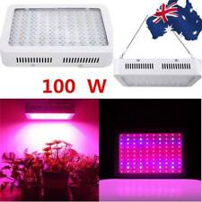 AU! Mars 100W Full Spectrum LED Grow Light Hydro Hydroponic Indoor Veg Bloom