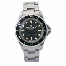 Rolex Submariner 5513 1968 Meters First Vintage Stainless Mens Automatic 40mm