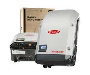Fronius Primo 5.0-1     5kW Solar Inverter - Single Phase 240V, Dual MPPT