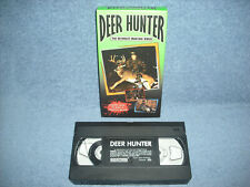 Deer Hunter - The Ultimate Hunting Video - Vhs - Learn How To Bag A Trophy Buck