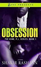 Obsession: The Kink, P.I. Series-ExLibrary