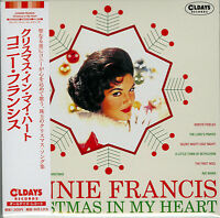 CONNIE FRANCIS-CHRISTMAS IN MY HEART-JAPAN MINI LP CD BONUS TRACK C94