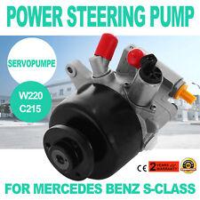 Servopumpe ABC für: Mercedes W220 C215 A0034665201 CL600 S600 Hydraulisch