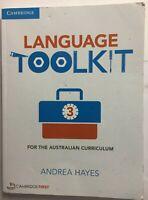 Cambridge LANGUAGE TOOLKIT 3 Andrea Hayes   2014