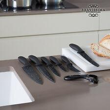 Utensilios de cocina sin marca de piedra