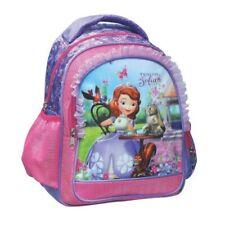 Sac à dos Princesse Sofia 3D Disney 30 cm qualité supérieure