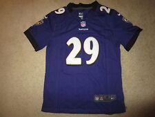 Justin Forsett #29 Baltimore Ravens NFL Jersey Youth M 10-12 medium children