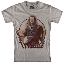 BRAVEHEART T-shirt Mel Gibson. William Wallace. Patrick McGoohan