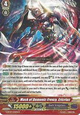 CARDFIGHT VANGUARD: MASK OF DEMONIC FRENZY, ERICRIUS - G-BT07/038EN R RARE