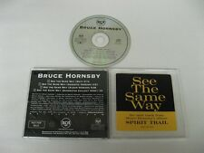 Bruce Hornsby see the same way Promo single - CD Compact Disc