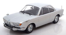 Bmw 2000 Cs 1965 Silver Limited1000 Pcs 1:18 Model KK SCALE
