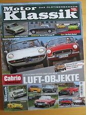 Motor Klassik 6/08: Alfa Spider, MG B, Jensen Interceptor, ZIL 115, VW Golf I