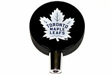 Toronto Maple Leafs New Logo Basic NHL Hockey Puck Beer Tap Handle