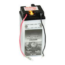 intact Motorradbatterie Batterie 6V 4Ah 00413 6N4A-4D