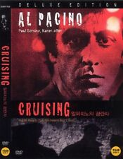 Cruising (1980) DVD (Sealed) ~ William Friedkin, Al Pacino