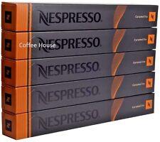 50 Nuovo Originale Nespresso Caramello Caramelito Gusto Capsule Caffè Capsule UK