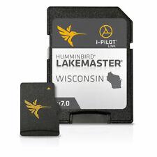 LakeMaster Wisconsin V7 Map Chip 600025-5