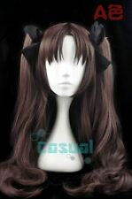 Fate/Stay Night Rin Tohsaka Cosplay Wig