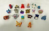 Bundle Job Lot Of 20 x Bandai Nintendo Pokemon Hollow Action Figures