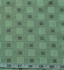 Vintage GECOTEX 100% Polyester Print Fabric * By The Yard X 44