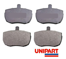 LDV - Convoy / Pilot 1996-2009 Front Axle Brake Pads Top Quality Set Unipart