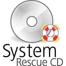 SystemRescueCD 6.0.1 - Linux and Windows rescue disk. Desktop/Server + BONUS CD
