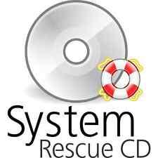 SystemRescueCD 5.1.1 - Linux and Windows rescue disk. Desktop/Server + BONUS CD