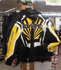 SALE!! DRIFT SNOWMOBILE YELLOW JACKET AUTHORITY 2XL $50 OFF!! 5215-138