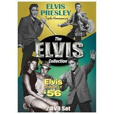 The Elvis Collection 2 DVD Set Elvis Presley Tupelo Homecoming Summer of 56 NEW